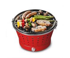 Bruzzzler Barbecue portatile - Griglia a carbone