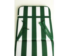 Sedia A Sdraio Tessuto : Poltrone da spiaggia color verde da acquistare online su livingo