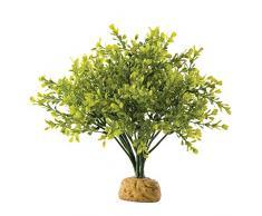 JRTAN&Pet Jungle Vines Artificiale Edera Foglia del Rettile Simulazione della pianta di abbellimento del Cactus della Vite della pianta Verde, arbusto di bosso 2994