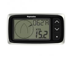 Raymarine I40 - Display digitale di segnavento, colore: Nero