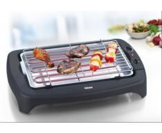 BBQ Elettrico per barbecue, grill da tavolo, 2200 Watt, barbecue elettrico Grill per giardino, balcone, terrazzo o cucina