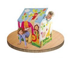 Gioco Intex Casetta Tenda Jungle Fun Cottage per bambini