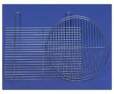 Landmann Griglia per barbecue 60x40 cm, cromata
