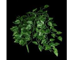 Sonline Pianta Artificiale Foglie Verde Cadente per Arredo Casa Matrimonio