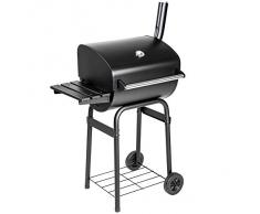 TecTake BBQ BARBECUE SMOKER A CARBONELLA - modelli differenti - (BBQ SMOKER (401172))