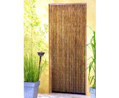 Tende in bambù