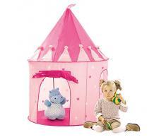 Mertens 82810 - Tenda da gioco a forma di castello