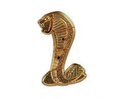 MyEstore Accessori Esterni Car Grande Egitto Dio Statua Auto del Metallo (Oro) (Color : Gold)