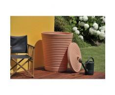 Technik Tuscan 275L terracotta stile esterno serbatoio di acqua piovana - irrigazione giardino - idromassaggio