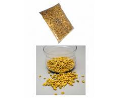Sassi decorativi 5-8mm 1 kg giallo
