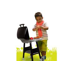 Smoby Plancha Barbecue Grill - role play toys (Kitchen & food, Any gender, Multicolour)