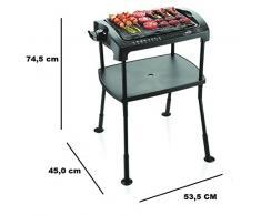 """Barbecue elettrico""""Cool-Touch"""" Grill elettrico grill da balcone/grill da tavolo"""