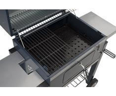 LANDMANN 31400 Grill Carbonella barbecue e bistecchiera