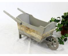 Carriola da giardino acquista carriole da giardino for Fioriera carriola