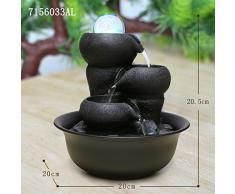 il salotto di decorazione feng shui palla fontana waterscape artigianali scrivania ornamenti zhaocai affari doni,1166037l (20 - 20 - 20)