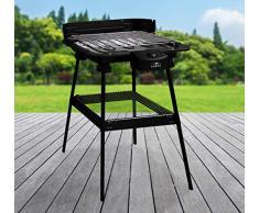 Livemore griglia elettrica grigliare elettrico BBQ Barbeque elettrico da balcone grill