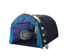 Cherishly Casa Tenda da Gioco per Bambini Casa da Gioco Tenda da casa per Bambini Tenda da Campeggio per casa sicura con Custodia incorporata da Esterno