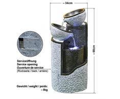 Fontana in granito acquista fontane in granito online su for Vasca per stagno