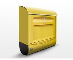 Cassetta postale design I Letterbox In Switzerland 39x46x13cm, Größe:46cm x 39cm