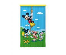 AG Design Tenda FCC L 4106 cameretta dei Bambini, Motivo Topolino Disney