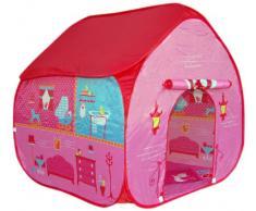 Pot It Up Tenda da gioco per bambine, Rosa