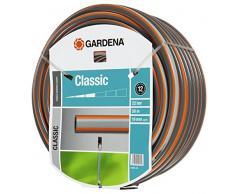 Tubo GARDENA Classic da 19 mm (3/4), 50 m: Tubo da giardino, pressione di scoppio 22 bar, senza componenti di sistema, confezionato (18025-20)