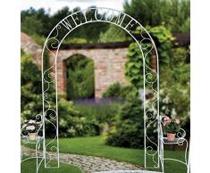 Rose Arco Bianco Welcome 240 cm023844 C