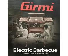 Girmi BQ20 Barbecue con Stand