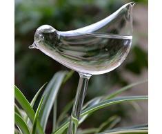 Kicode Style Uccello Bicchiere auto automatica Annaffiatoio Giardino sprinkler Spruzzatori Irrigazione a goccia