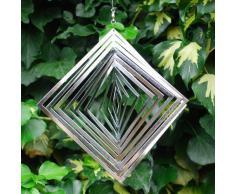 Gardens2you - Segnavento da giardino, a forma di diamante