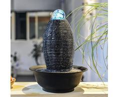 il salotto di decorazione feng shui palla fontana waterscape artigianali scrivania ornamenti zhaocai affari doni,lsg8806: 21 * 2 * 29