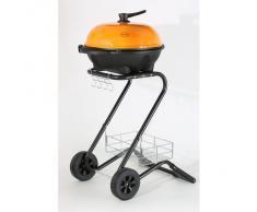 RGV 110552 Grill Barbecue Elettrico, Arancione
