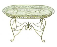 Tavolo In Ferro Da Giardino : Tavolo in ferro battuto da giardino acquista tavoli in ferro
