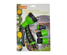 Gartenbrause - Doccia per irrigatore da Giardino, a 7 funzioni