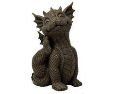 MystiCalls by Mayer Chess - Statua Decorativa da Giardino a Forma di Cane