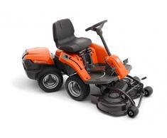 Husqvarna Rider Battery 966800801 tosaerba trattorino Ruote Motrici, avviamento: elettrico 1500 W taglio 85 cm