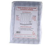 Tenda balcone Xtra Bianco in pvc bianca 350x300 [XTRA BIANCO]