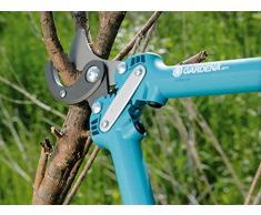 Troncarami GARDENA Comfort 500 AL: Troncarami per legno duro e secco, incudine intercambiabile, lunghezza 50 cm, ingranaggi brevettati (8771-20)