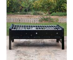 Barbecue da Tavolo a Carbone BBQ