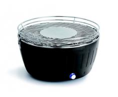 LotusGrill G-AN-435 - Barbecue a carbone senza fumo XL, colore nero