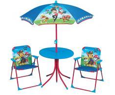Fun House 712499 sorveglianza Pat-Salotto da giardino per bambini, in acciaio, colore: blu, 79 x 1 x 51 cm