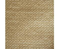 Windhager Tenda Sunsail Adria, Quadrato 5 x 5 m (equilatero), Protezione UV, Resistente alle intemperie e Traspirante, Beige, 10966