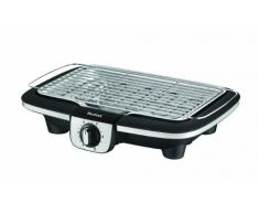 Tefal BG901D EasyGrill Silver Barbecue Elettrico, 220W, Security System