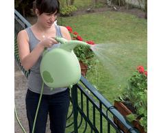 Annaffiatoio avvolgitubo automatico AcquaGenial 12 metri tubo irrigazione