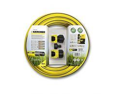 """Karcher Irrigazione - Kit di raccordo per idro: tubo PrimoFlex da 3/4"""" (10 metri) e raccordi"""