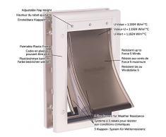 PetSafe, gattaiola, Estrema efficienza energetica, resiste agli Agenti atmosferici