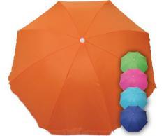 PAPILLON Ombrellone da spiaggia tinta unita ¯ 180 Colori assortiti