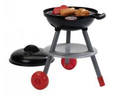 Ecoiffier 7600000668 - Garden & Season Barbecue Nero