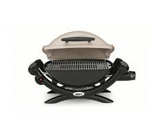 Q 1000 Barbecue a gas Titanium