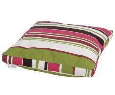 Tom Tailor 561808, Cuscino da Seduta Senza Imbottitura, Adatto per Esterni, Multicolore (Mehrfarbig)